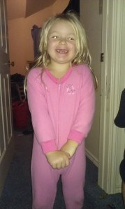 Best reason to get up every morning... Her amazing smile.